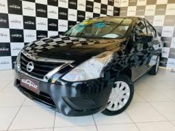 Nissan Versa FlexStart Completaço, Conservadíssimo E Com Preço Incrível!!!