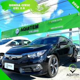 Honda Civic Sedan EXL 2.0 2018 - apenas 30mil km
