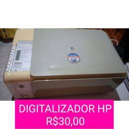 Impressora digitalizador HP