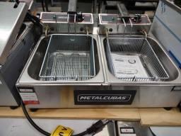 Título do anúncio: FRCE -6 Fritador elétrico 220V 6 litros
