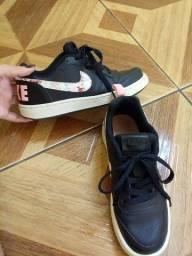 Tenis Nike original florido