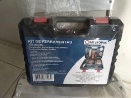 Título do anúncio: Jogo de ferramentas com maleta!  100 reais