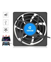 Cooler Portátil Receptor Conversor Tv Resfria Seu Aparelho