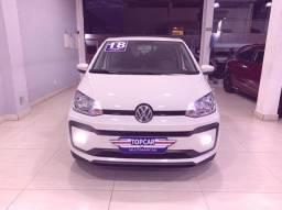 Título do anúncio: Volkswagen UP! Move 2018 Manual Branco Completo