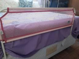 Protetor para cama infantil