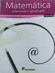 Livro Matemática Construção e Significado volume único