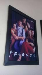 Quadro Serie Friends