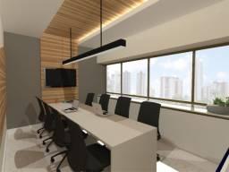 Escritório luxuoso (empresarial casa grande))ROSA e silva 415mil