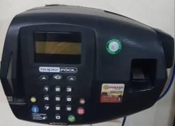 Título do anúncio: Relógio de ponto biométrico