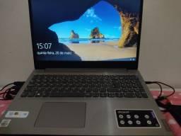 Notebook Lenovo Core i5-1035G1 10 Geração 8GB 1TB Tela 15.6 Windows 10