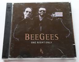 CD Duplo Bee Gees - One Night Only -  Ótimo Estado!!!