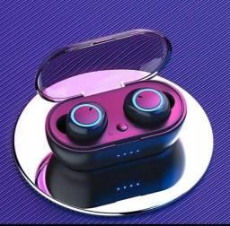 Título do anúncio: Fone Bluetooth Y50 estéreo