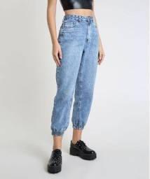 Calça jeans tam. 34 NOVA