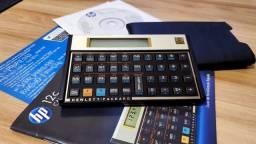 Calculadora Financeira HP Gold 12C Original