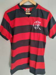 Camisa retrô Flamengo (1978) - Ganem Sports
