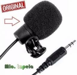 Microfone de Lapela - Promoção /São Luìs