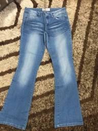 Calça Jeans Brechó 38