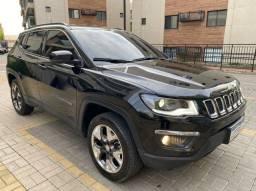 Jeep Compass Longitude 4x4 Diesel - Único Dono - 2020