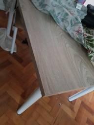 Mesa de Jantar com 4 Cadeiras Ciplafe Vip com Assento em Courino