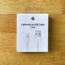 Cabo carregador Iphone original Apple garantia