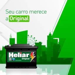 Título do anúncio: Bateria Heliar 60AH Original de Montadora