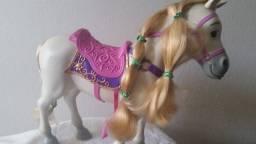 Cavalo Maximus Boneca Rapunzel Disney Original  30x33