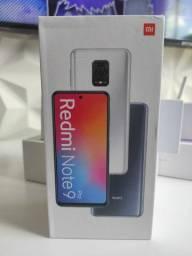 Oba! REDMI Note 9 Pro da Xiaomi..Novo LACRADO Garantia entrega em mãos!