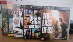 Título do anúncio: Gta V- Grand Theft Auto ps3 (semi novo)