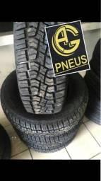 Título do anúncio: Pneu pneu saia do careca com precinho da AG Pneus