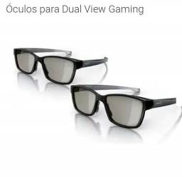 Óculos gamer 3D Philips PTA436