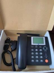 Telefone Zona Rural Celular Fixo Mesa