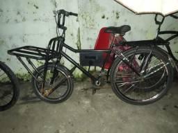 Bicicleta cargueira bom estado