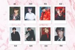 Polaroid Kpop Bts Suga/Yoongi