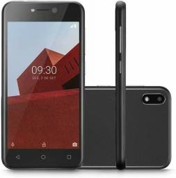 """CELULAR 3G 32GB TELA 5'' P9128 PRETO, multilaser"""