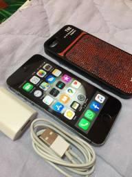 iPhone 5s tudo ok ( Entrego e aceito cartão)