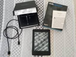 Kindle PaperWhite com iluminação embutida
