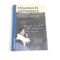 Pedagogia da Autonomia Coleção Leitura