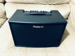 Título do anúncio: Amplificador Profissional para Violão Roland AC90