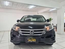 Honda Crv 2012 LX 46.000 km Único dono