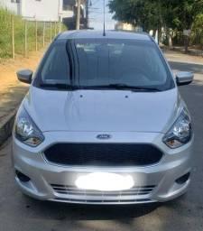 Ford KA novo demais