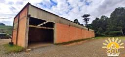 Título do anúncio: Barracão para Locação em Fraiburgo