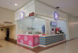 Passo ponto, loja de sorvete artesanal, original da Tailândia, e açaí