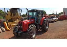 Trator Massey Ferguson 298 4X4 Cabinado<br><br>