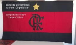 Título do anúncio: Bandeira do flamengo