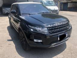 Land Rover Evoque Prestige 2014