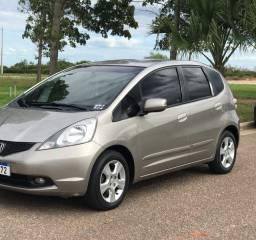 Honda fit 2011/2011 automático com som interno.