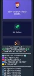 Painel sshv25 com nova conexão websocket.