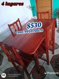 Promoção mesa