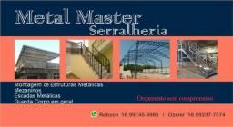 Metal master serralheria