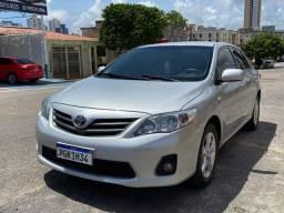 Corolla 2013 AUT O MAIS NOVO DE NATAL APENAS 51,000 KM